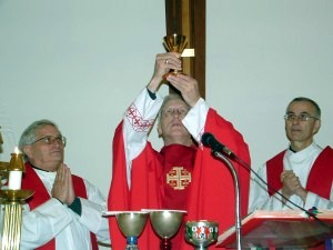 Pious Union of St  Joseph | Mass at the Shrine